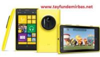 Nokia Lumia 1020 Özellikleri ve Fiyatı