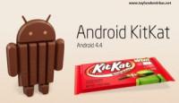 Android KitKat 4.4 Özellikleri ve Hangi Telefonlara Gelecek