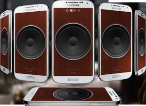 Samsung Galaxy S4 Ses Yükseltme