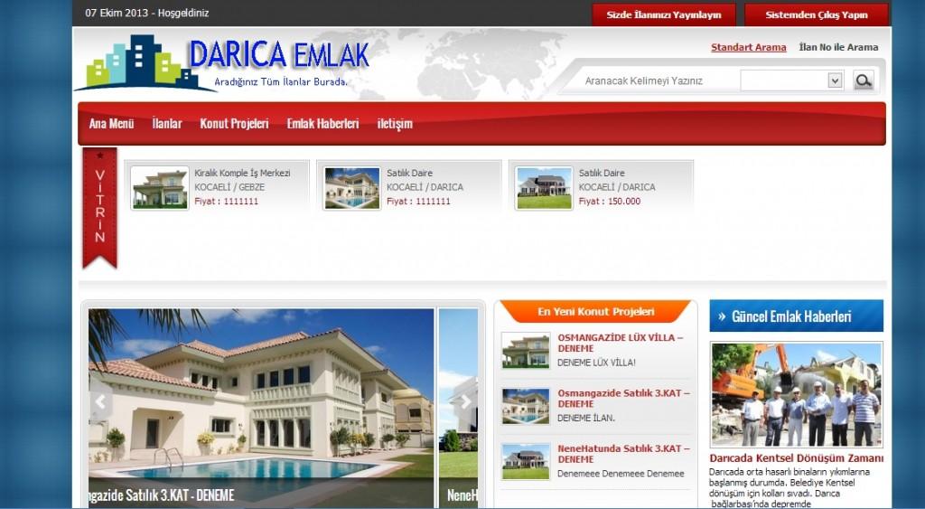 www.darıcaemlak.com