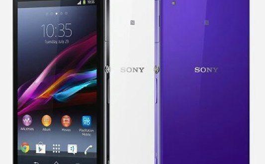 Sony Xperia Z1 Özellikleri Fiyatı ve inceleme