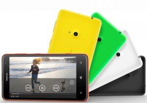 Nokia Lumia 625 Özellikleri