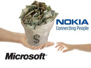 Microsoft Nokiayı Satın Aldı