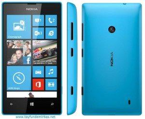 Nokia Lumia 520 Özellikleri Fiyatı ve inceleme