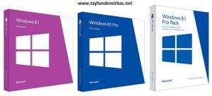Windows 8 Sürümleri Arasındaki Farklar-PRO-ENTERPRİSE-PRO VL