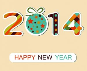 Güle Güle 2013 Hoş Geldin 2014!